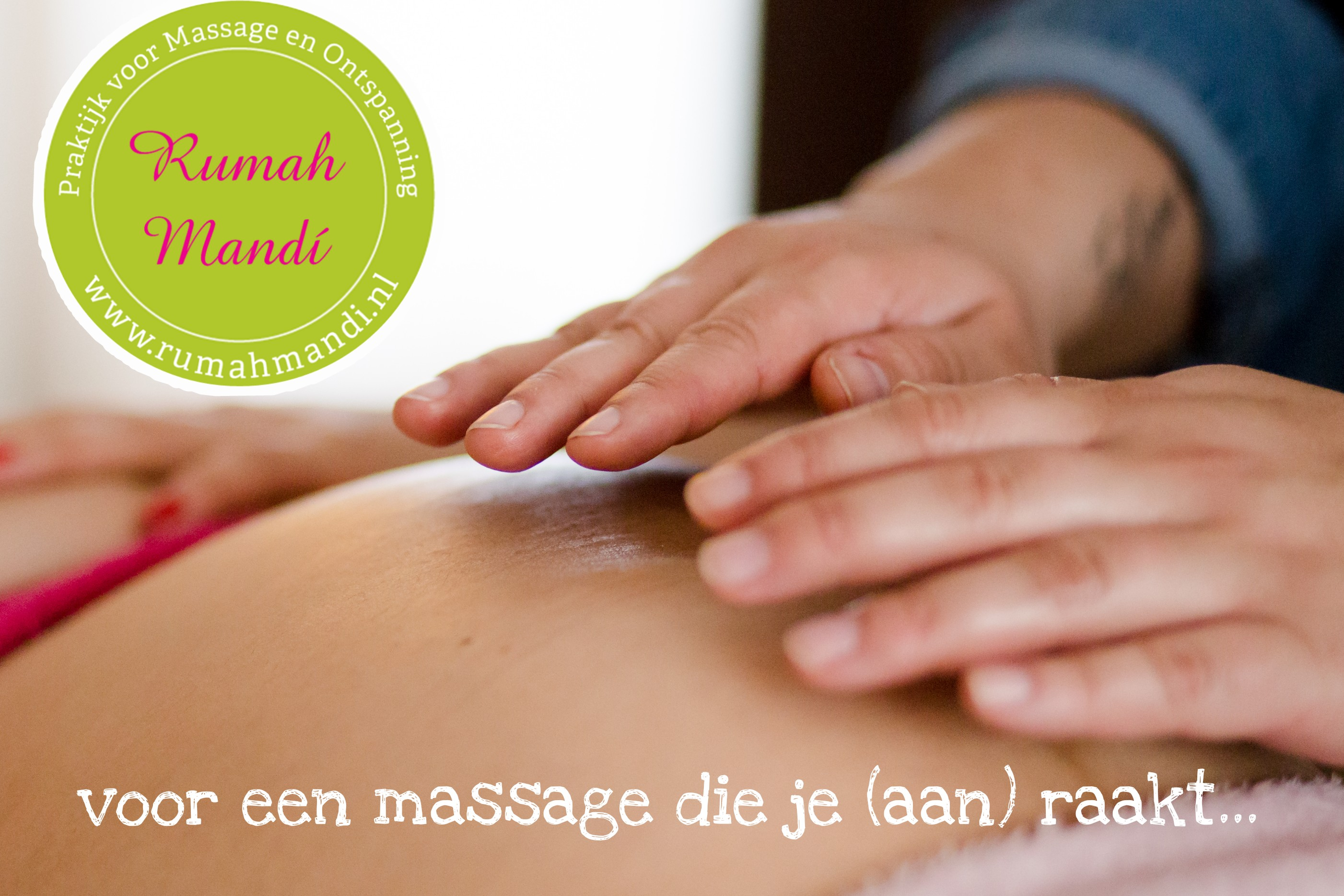 sociala media massage djup hals